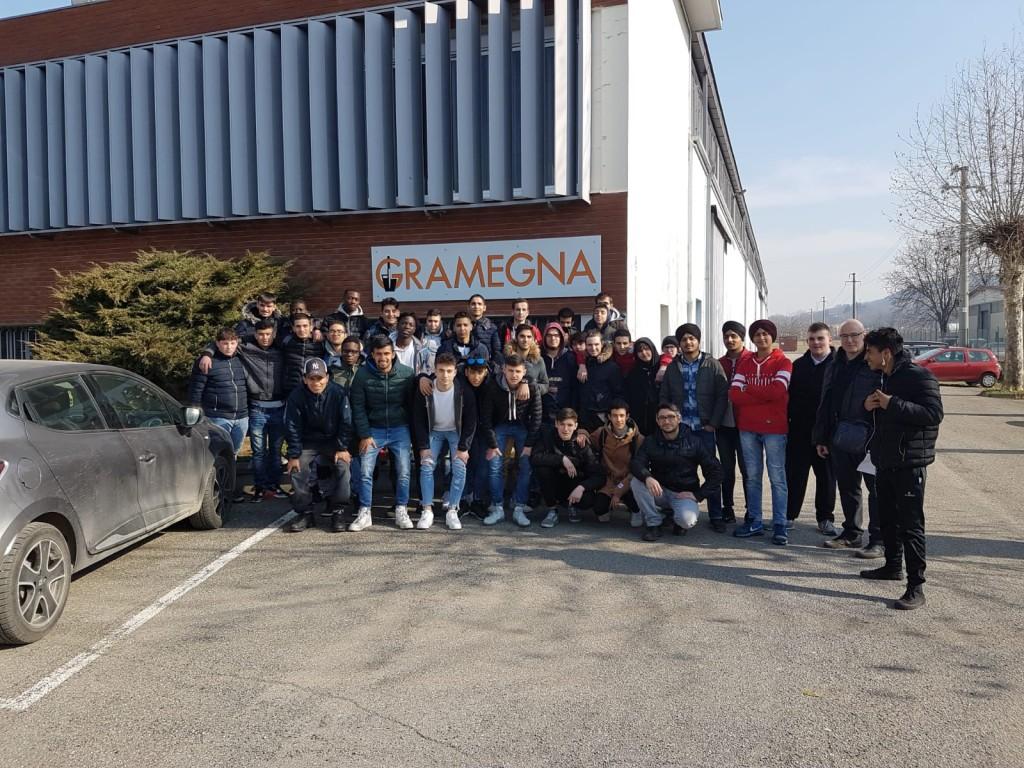 VISITA GUIDATA MECCANICI GRAMEGNA 15-02-2019